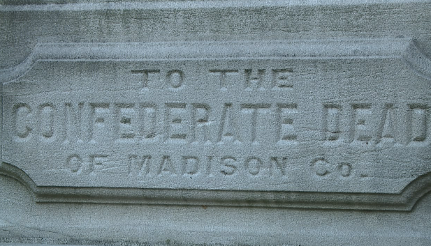 Downtown Jackson Confederate Statue