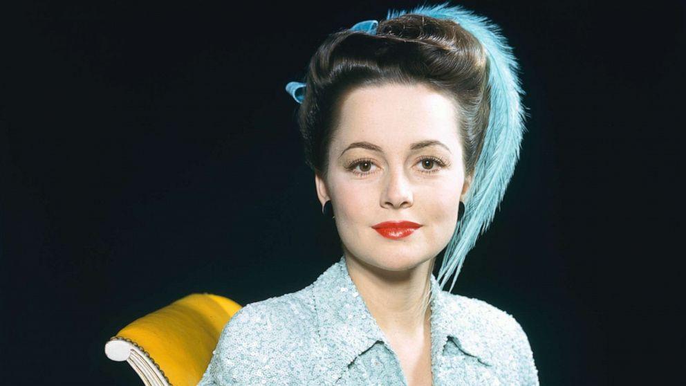 Olivia De Havilland Abc