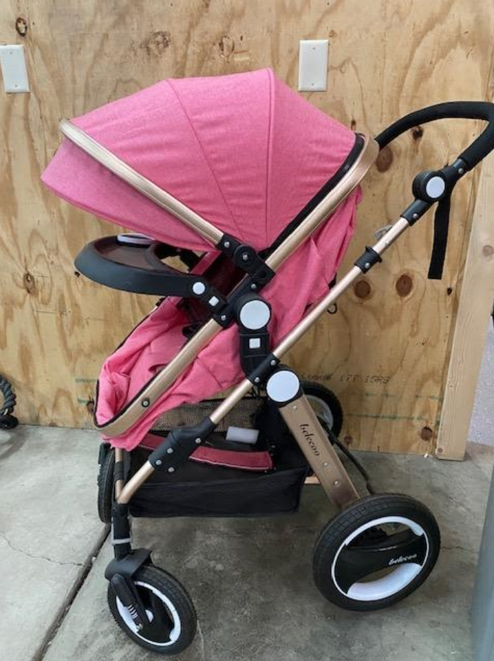 Stroller Recall Pic 1