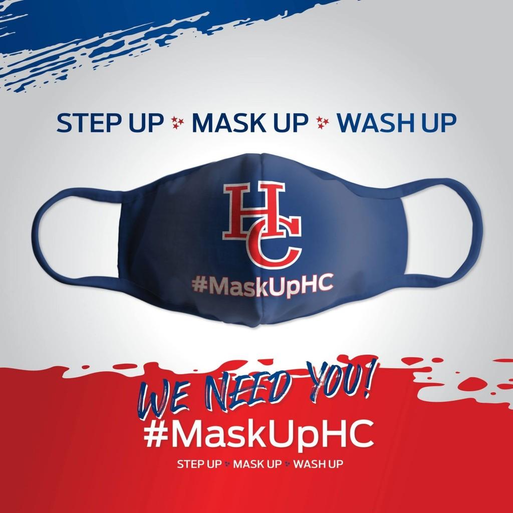 Henry County Mask