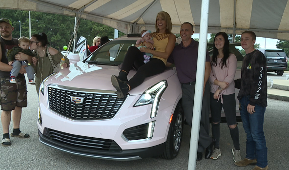 West Tennessean earns Mary Kay Cadillac - WBBJ TV