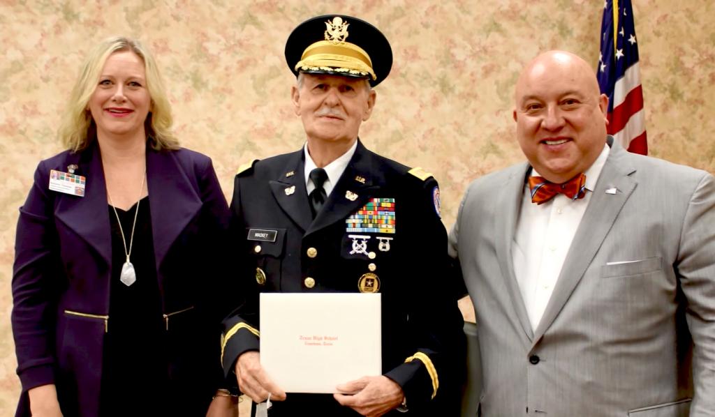 Veteran Diploma