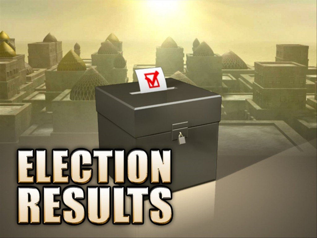 Election Results 6
