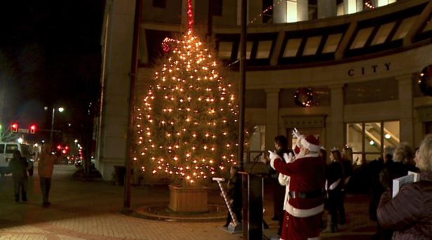 Jackson Christmas Tree