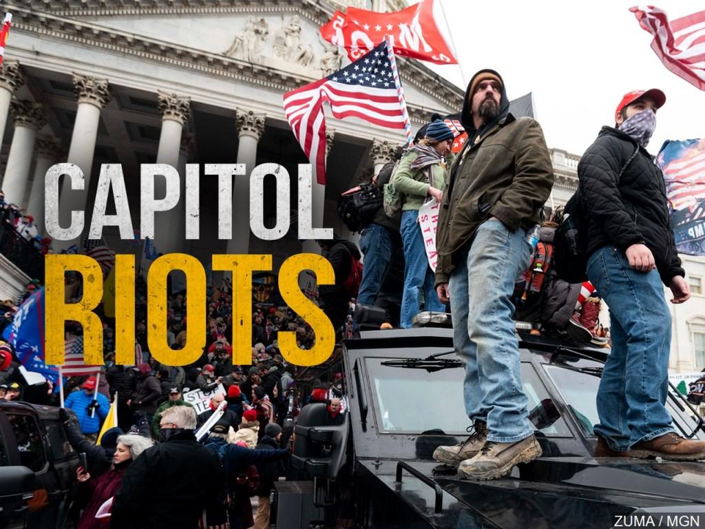 Capitol Riots Dc Protests