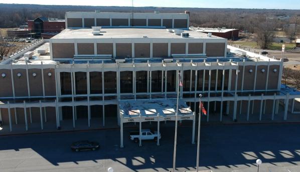 Carl Perkins Civic Center
