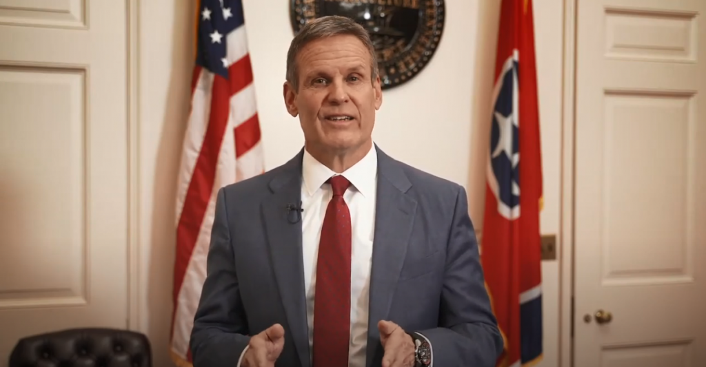 Gov Bill Lee