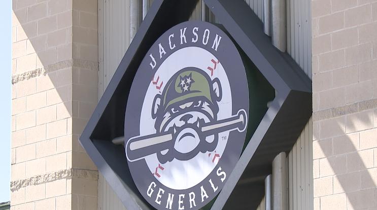 Jackson Generals Ballpark at Jackson
