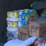 Food Pantry Giveaway 6