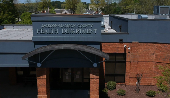 Jackson Madison County Regional Health Department