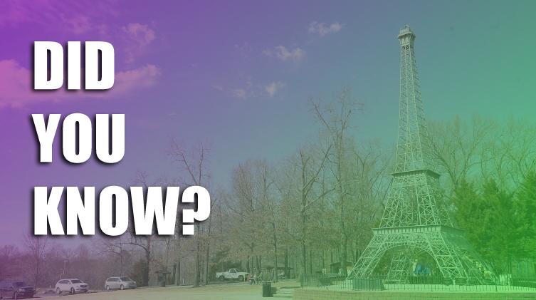 Paris Did You Know