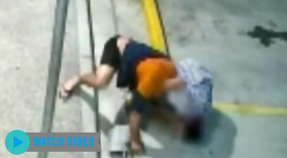 Woman Tackles Thief 3 Copy