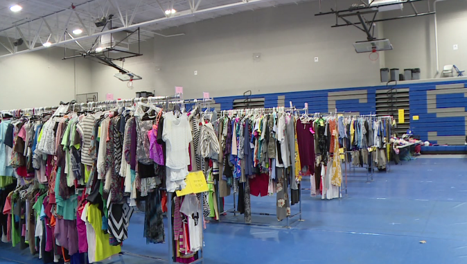 Finders Keepers Consignment Sale At Jackson Christian School