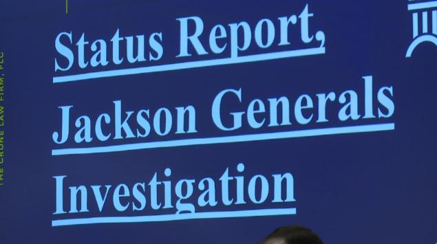 Jackson Generals Investigation 3