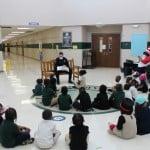Jpd Officer Visits Technology Magnet Elementary 2