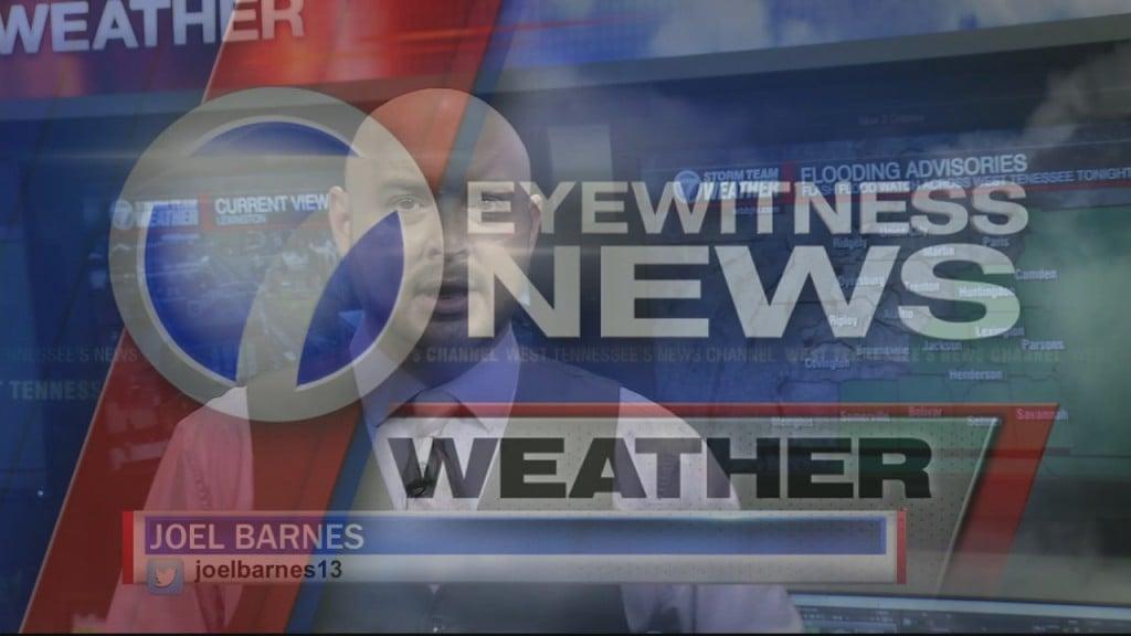 Tuesday Night Forecast Update