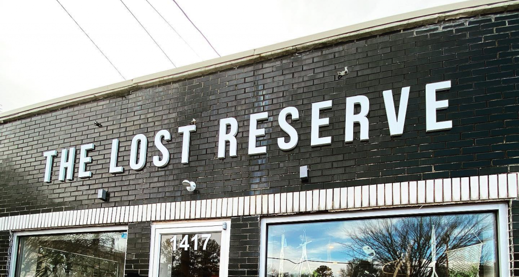 Lost Reserve