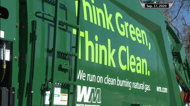 Waste Management Truck 2