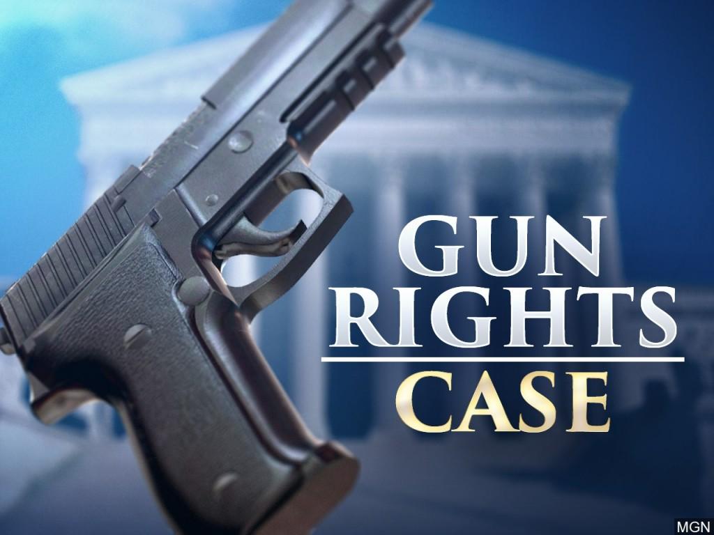 Gun Rights Case