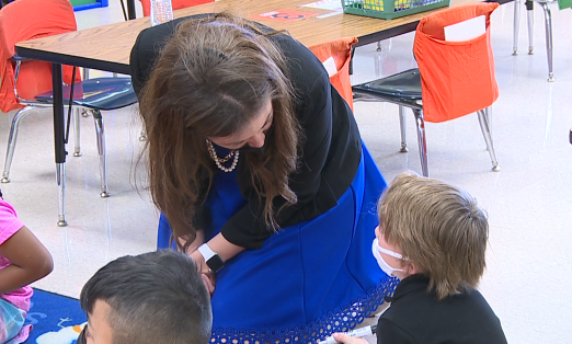 Tennessee's education commissioner visits Madison County school - WBBJ TV
