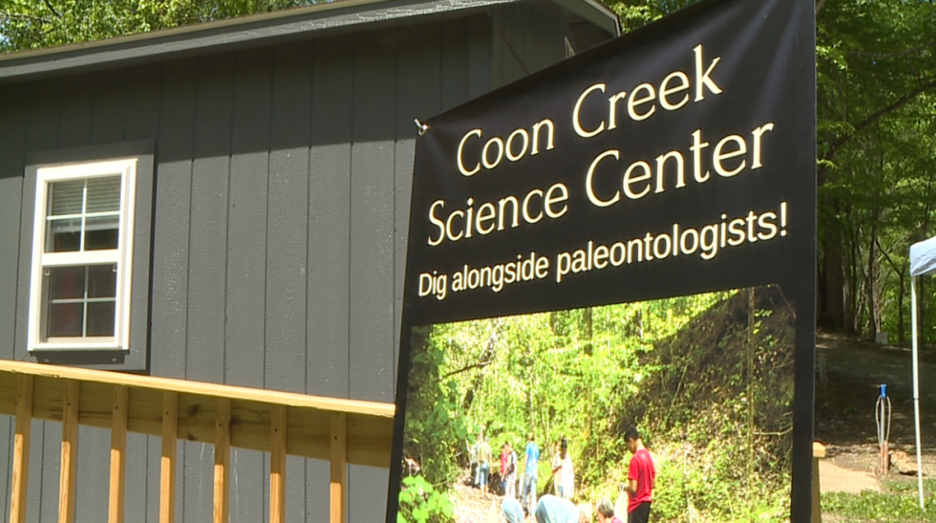 Coon Creek Science Center Opens 1