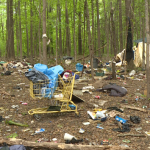 Old Hickory Homeless Camp 1