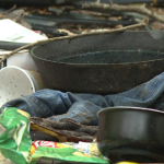 Old Hickory Homeless Camp 3
