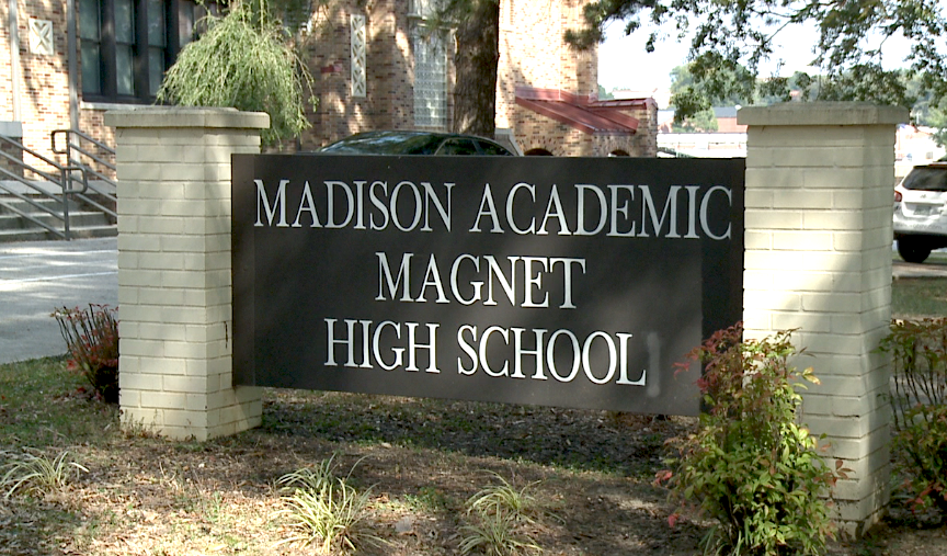 Madison Academic Magnet High School