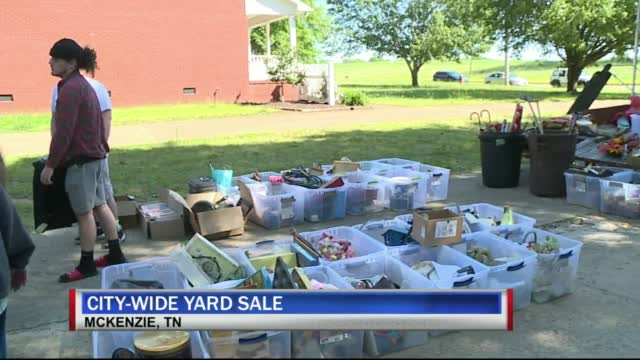 Mckenzie Yard Sale 10pm Pkg