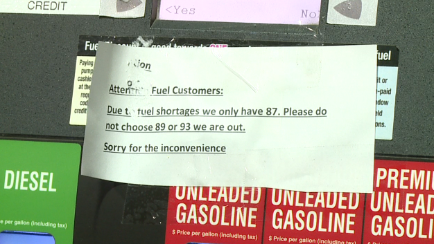 Gas Shortage In Jackson 1