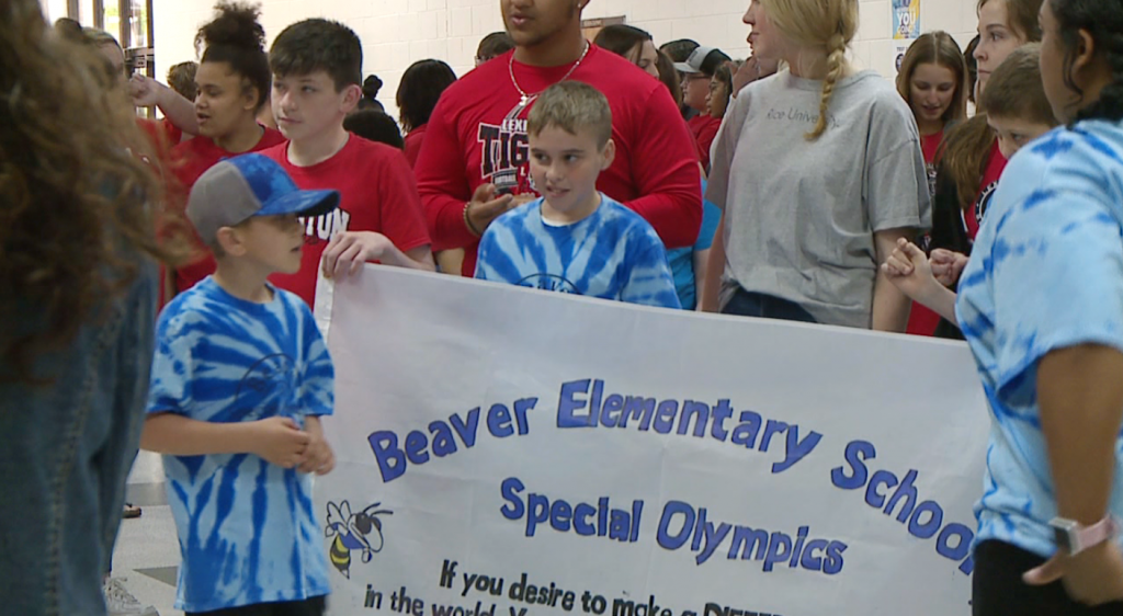Beaver Elementary School Special Olympics 2
