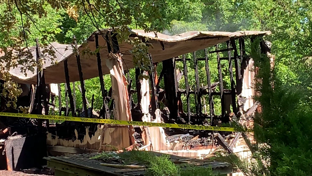 Benton County House Fire Leaves 3 Year Old Dead 1