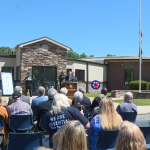 National Law Enforcement Memorial Service 1
