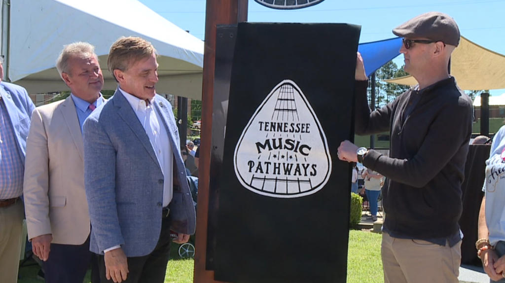 Eddy Arnold Marker Unveiled 2