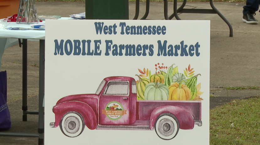Mobile Farmers Market First Stop 1