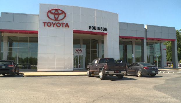 Robinson Toyota 2