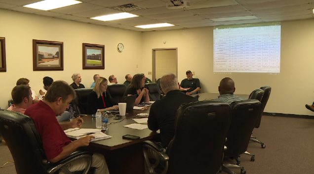 Madison County Budget Committee Works To Finalize Budget 2
