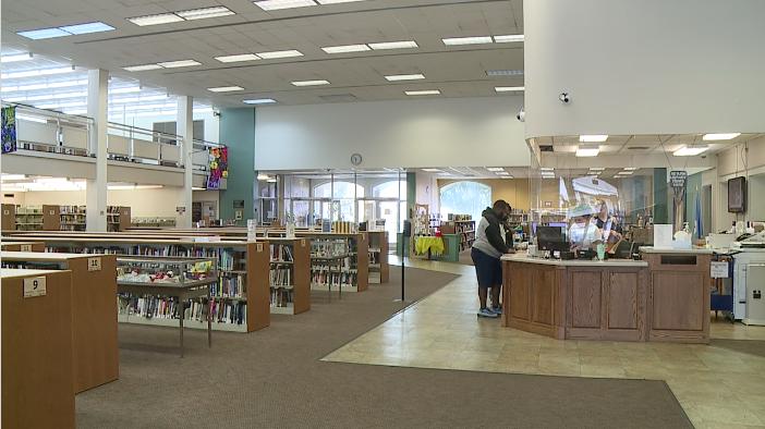 Jackson Madison County Library