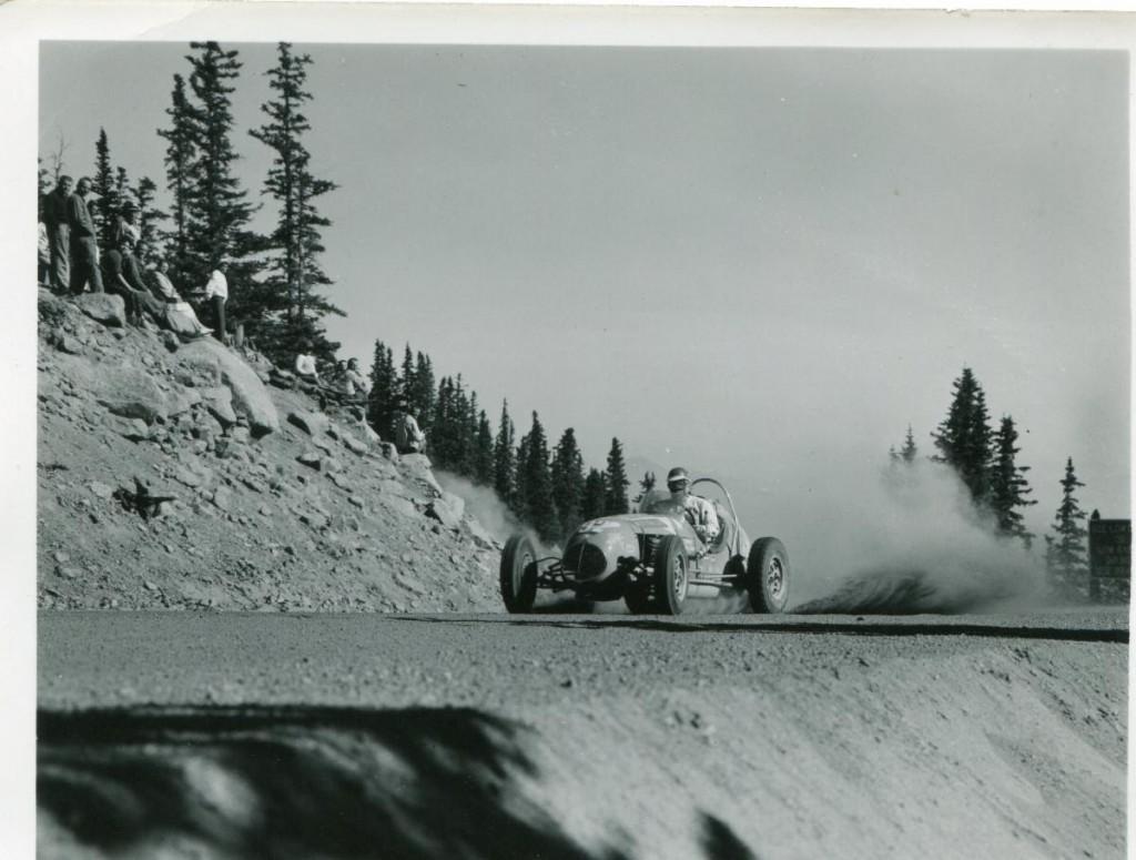 Bobby Unser Pikes Peak