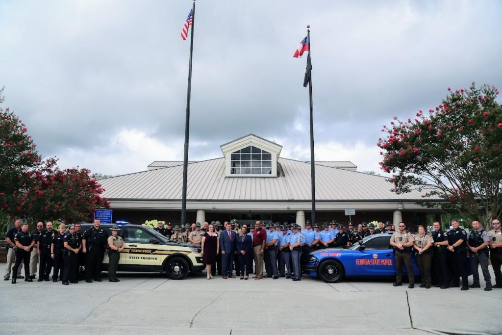Thp And Georgia Highway Patrol