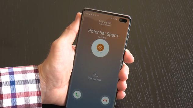 Scam Phone Call 1