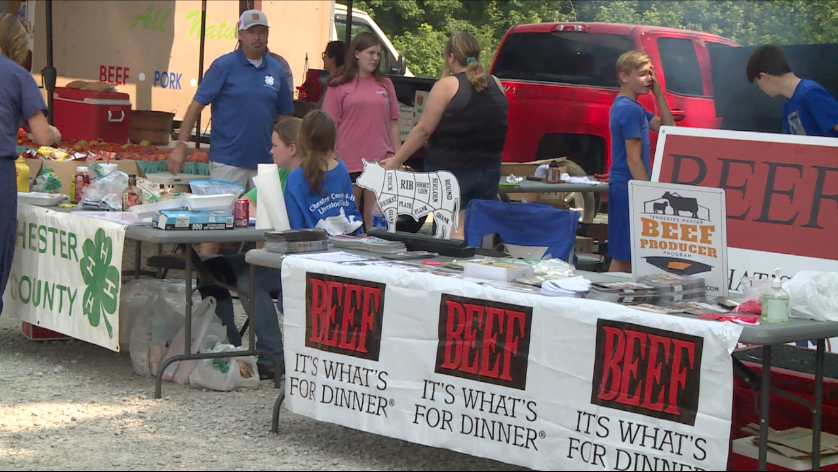 Beef Day At Henderson Farmers Market