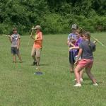 Pinson Mounds Hosts Junior Ranger Camp 1