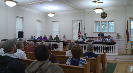 Chester County Debate Over Vacant Bank 071921