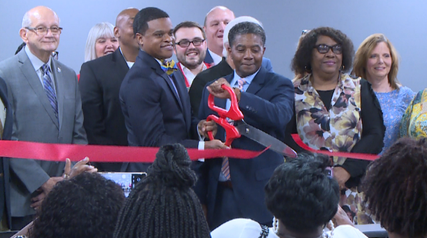 Jmcss Holds Ribbon Cutting Ceremony For New Central Office Boardroom 071521
