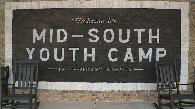Midsouth Youth Camp In Henderson 070621 1