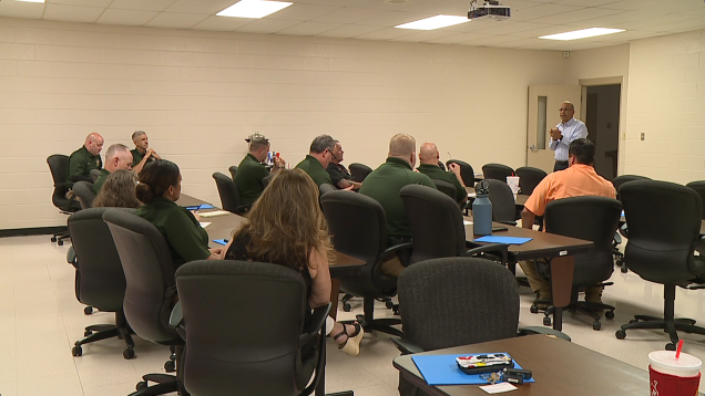 Madison County Sheriffs Office Hosts Class For Sros 071321 3