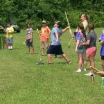 Pinson Mounds Hosts Junior Ranger Camp 2