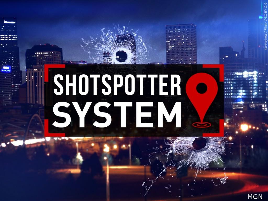 Shot Spotter System