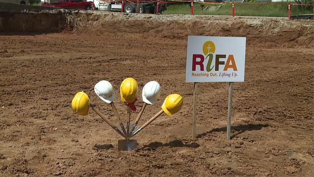 Rifa Breaks Ground 3
